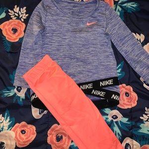 Nike toddler girl